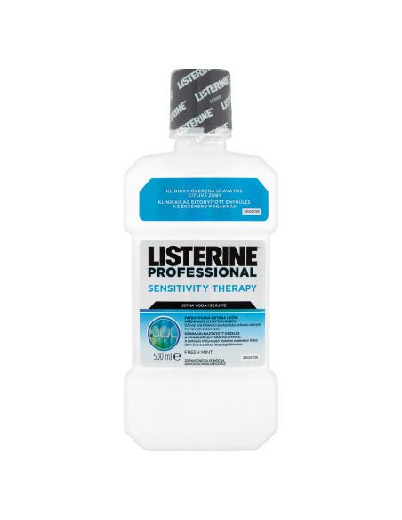 Apa de gura Listerine Sensitivity Therapy, 500 ml