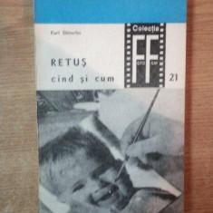 RETUS CAND SI CUM de KARL SUTTERLIN , 1974