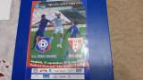 program      FC  Bihor   -  UTA