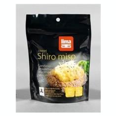 Pasta de Soia Shiro Miso Bio Lima 300gr Cod: 5411788041249