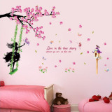 Sticker decorativ, Love, 153 cm, 84STK