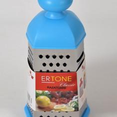 Răzătoare din inox cu 6 fețe, Ertone