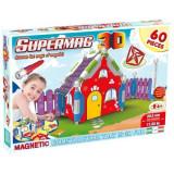 Cumpara ieftin SUPERMAG 3D - JUCARIE CU MAGNET CASUTA - 60 PIESE
