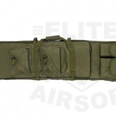 Geanta transport dubla 96 cm Olive [8FIELDS]