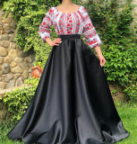 Cumpara ieftin Rochie Traditionala Elena 6