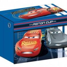 Cutie pentru depozitare jucarii Copii Cars Team