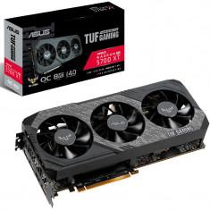 Placa video Radeon RX 5700 XT TUF Gaming X3 O8G 8GB GDDR6 256-bit