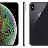 IPhone XS 64Gb, Space Gray, Sigilat, Neverlocked, Gri