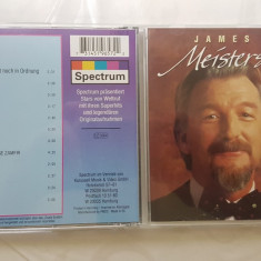 [CDA] James Last - Meisterstucke - cd audio original