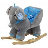 Cumpara ieftin Balansoar Baby Mix Elephant XL-912 Blue