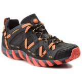 Pantofi Bărbați pe apă Merrell Waterpro Maipo Vibram, 41.5, 42, 44, Negru