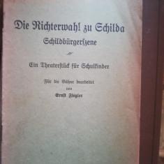 Die Richterwahl zu Ghilda – Ziegler