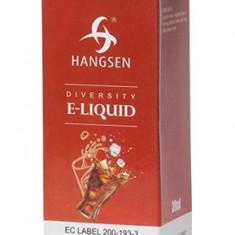 Lichid tigara electronica HANGSEN 30ml, 18MG, aroma Ceai Verde e-liquid