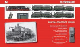 Fleischmann 939981 - Set tren N digital, de persoane, nou