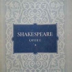 Opere Vol.1 Regele Ioan Comedia Erorilor Romeo Si Julieta - William Shakespeare ,281511