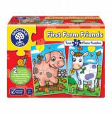 Cumpara ieftin Puzzle Primii prieteni de la ferma - First farm friends, orchard toys