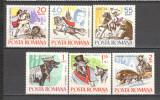 Romania.1965 Fabule si povesti  XR.163