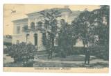 5256 - IASI, High School, Romania - old postcard - used - 1907