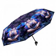 Umbrela pliabila zana Tesatoarea de Vraji - Anne Stokes