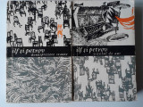Ilf & Petrov - Douăsprezece scaune. Vițelul de aur (2 vol.)      (4+1)