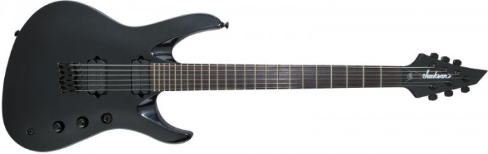 Chitara electrica Jackson Pro Chris Broderick Soloist HT6, RW Metallic Black
