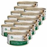 Applaws Cat - conservă pentru pisici cu ton și alge maritime 12 x 70g