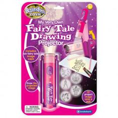 Proiector pentru desen imagini din basm Brainstorm Toys E2021 B39011055