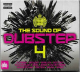 "Dublu-CD The Sound Of Dubstep 4, original"" Calvin Harris, Rita Ora"