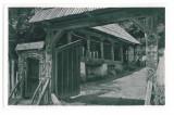 519 - MARAMURES, Casa taraneasca, Romania - old postcard, real PHOTO - unused