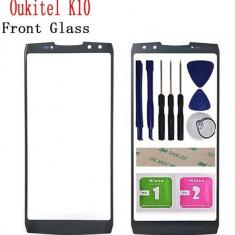 Touchscreen Oukitel K10 sticla touch screen digitizer, noua
