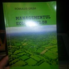 MANAGEMENTUL..-ROMULUS GRUIA