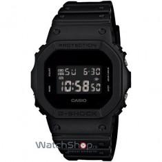 Ceas Casio G-SHOCK DW-5600BB-1ER sau DW-5600BB-1DR