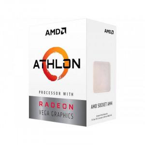 Procesor AMD Athlon 220GE 3.4GHz Dual Core socket AM4 BOX