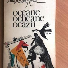 Oceane ocheane ocazii-Dan Emilian Rosca (cu dedicatie)
