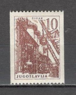 Iugoslavia.1961 Tehnica si arhitectura  SI.292