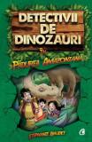 Detectivii de dinozauri in padurea amazoniana. Cartea intai/Stephanie Baudet, Curtea Veche Publishing