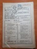 Sanatatea si viata fericita 1-15 decembrie 1921-revista de medicina populara