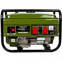 Generator curent electric , 2000 W, 230 V, 163 CC, 4 timpi, 15 l, benzina, autonomie 11 h