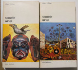 Albert E. Elsen - Temele artei (2 volume)