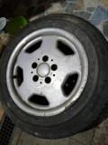 Jante magneziu vw transporter echipate cu cauciucuri vara  195 60 R15