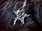 Pandantiv pentagramă Ruah Vered