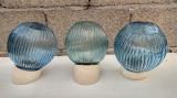 glob sfera abajur lustra lampa veioza veche aplica perete Flacara Buzau