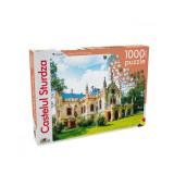 Puzzle din carton, Castelul Sturdza, 1000 piese