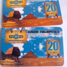 Cartele Card Pelegrin 20 Euro