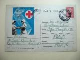 Carte postala-intreg postal, Crucea Rosie, 1964, Dupa 1950
