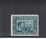 ROMANIA  1932  LP 92   EFIGIA  CELOR  3  REGI   MNH