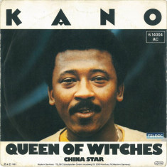 """Kano - Queen Of Witches (1983, Teldec) disc vinil single 7"""""""