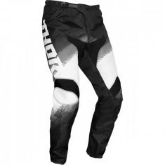 Pantaloni motocross Thor Sector Vapor culoare Negru/Alb marime 34 Cod Produs: MX_NEW 29018797PE
