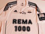 "Tricou ""Adidas"" fotbal - ROSENBORG BK (Norvegia), L, Din imagine, De club"