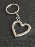 Breloc Inima forma inima pentru indragostiti cupluri dragoste cadou partener